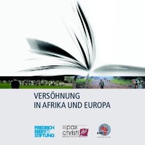VERSÖHNUNG IN AFRIKA UND EUROPA