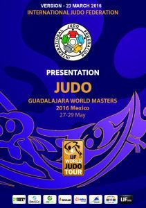 VERSION - 23 MARCH GUADALAJARA WORLD MASTERS 2016 Mexico May