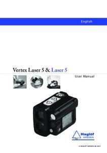 Vertex Laser 5 & Laser 5