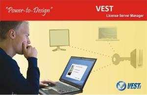 VEST License Server Manager