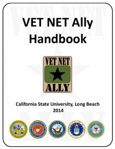 VET NET Ally Handbook