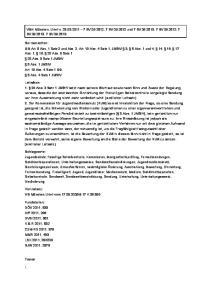 VGH München, Urteil v BV , 7 BV und 7 BV , 7 BV , 7 BV , 7 BV