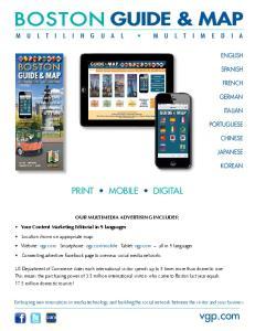 vgp.com Print Mobile Digital English Spanish French German Italian Portuguese Chinese