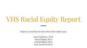VHS Racial Equity Report