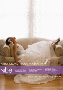 Vibe Savoy Hotel Melbourne. your perfect wedding venue. weddings