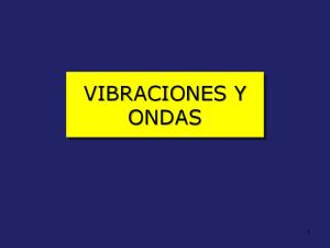 VIBRACIONES Y ONDAS 1