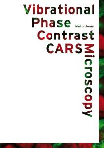 Vibrational Phase Contrast CARS Microscopy