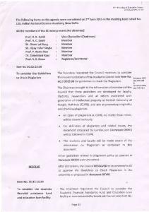 Vice Chancellor (Chairman) Member Member Member Member Member. Registrar (Secretary) AC:7:2015:33 for guidelines to check the Plagiarism