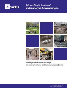 Videoanalyse-Anwendungen