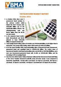 VIETNAM BOND MARKET REPORT