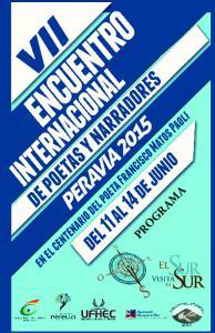 VII ENCUENTRO INTERNACIONAL DE POETAS Y NARRADORES