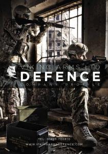 Viking arms LTD. Defence. Tel: