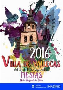 VILLA DE VALLECAS. del 2 al 11 de septiembre FIESTAS. De la Virgen de la Torre