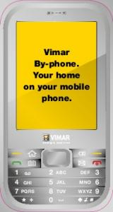 Vimar By-phone. Your home on your mobile phone