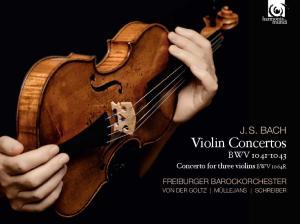 Violin Concertos BWV