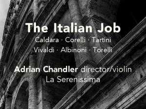 violin La Serenissima