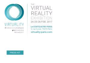 ViRtual Reality exhibition