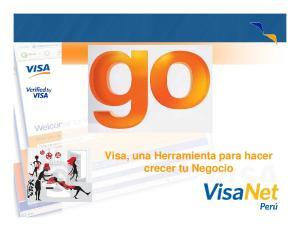 Visa, una Herramienta para hacer crecer tu Negocio