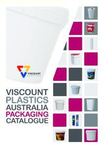 viscount plastics packaging catalogue