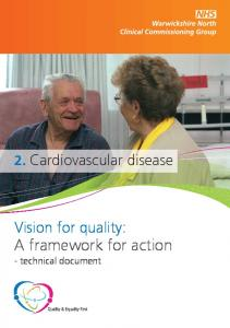 Vision for quality: A framework for action - technical document