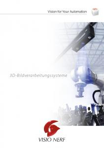 Vision for Your Automation. 3D-Bildverarbeitungssysteme