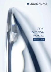 Vision Technology Products