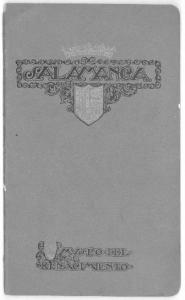 Vista general de Salamanca. Salamanca