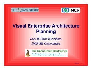 Visual Enterprise Architecture Planning