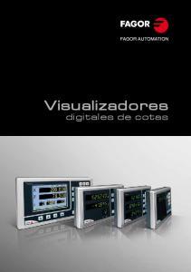 Visualizadores. digitales de cotas