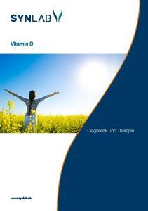 Vitamin D. Diagnostik und Therapie