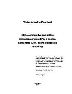 Vivian Almeida Paschoal