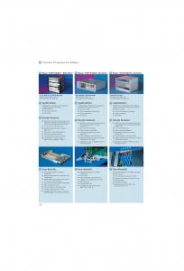 VME64x Systems. Applications. Design Features