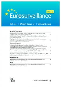 Vol. 21 Weekly issue April 2016