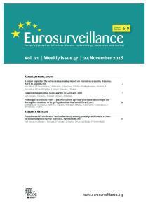Vol. 21 Weekly issue November 2016
