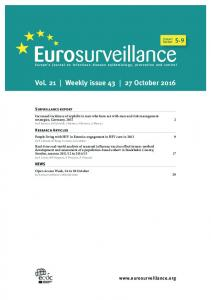 Vol. 21 Weekly issue October 2016