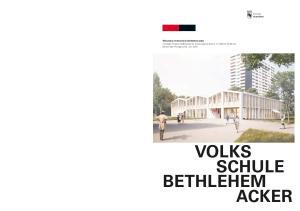 VOLKS SCHULE BETHLEHEM ACKER