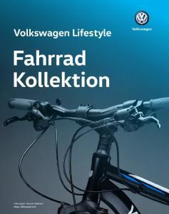 Volkswagen Lifestyle. Volkswagen. Fahrrad Kollektion. Volkswagen Fahrrad Kollektion shops.volkswagen.com