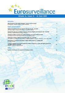 Volume 14, Issue June 2009