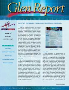 VOLUME 19 NUMBER 2 DECEMBER 2007