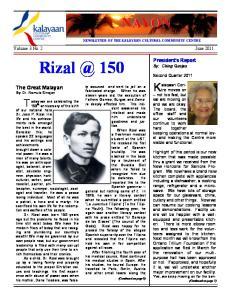Volume 3 No. 2 June 2011