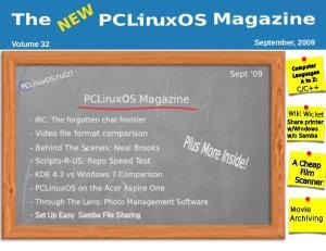 Volume 32. September, 2009