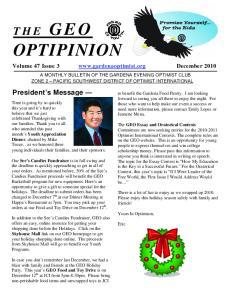 Volume 47 Issue 3  December 2010