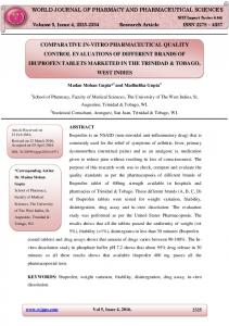 Volume 5, Issue 4, Research Article ISSN