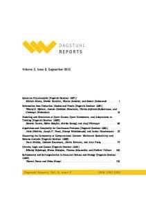 Volume 5, Issue 9, September 2015