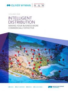 VOLUME ONE INTELLIGENT DISTRIBUTION MAKING YOUR BUSINESS MORE COMMERCIALLY EFFECTIVE
