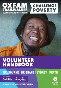 Volunteer Handbook MELBOURNE BRISBANE SYDNEY PERTH  EVENT SPONSORS