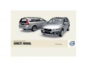 VOLVO V70 & XC70 Owner's Manual. Web Edition