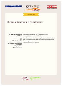 VON ROBERT LAURENTSCHITSCH, GRILLENWEG 17, 9400 WOLFSBERG