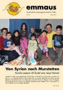 Von Syrien nach Murstetten