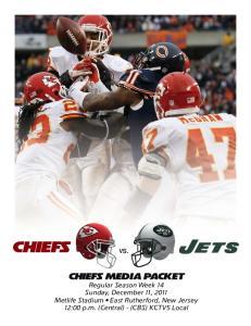 VS. CHIEFS MEDIA PACKET
